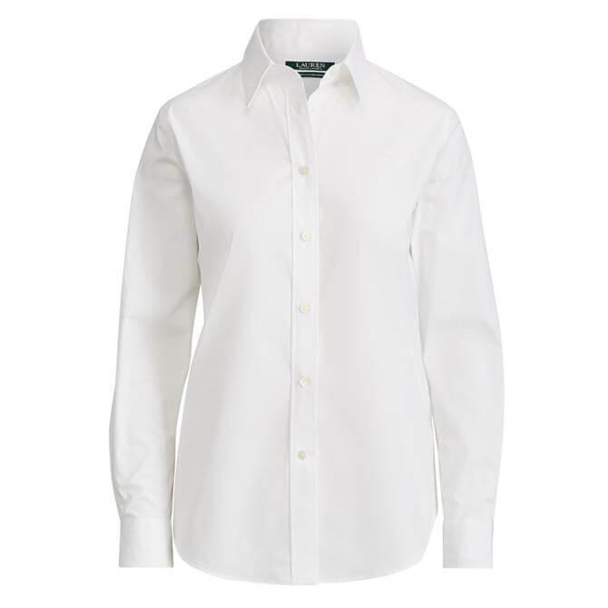 Lauren Ralph Lauren Non-Iron Button-Down Shirt