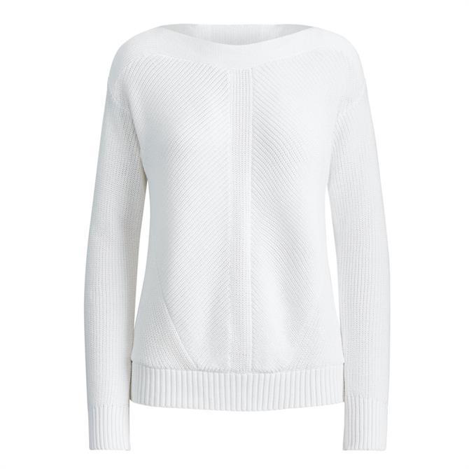 Lauren Ralph Lauren Cotton Boatneck Sweater