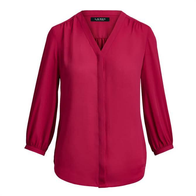 Lauren Ralph Lauren Fajola Georgette Shirt