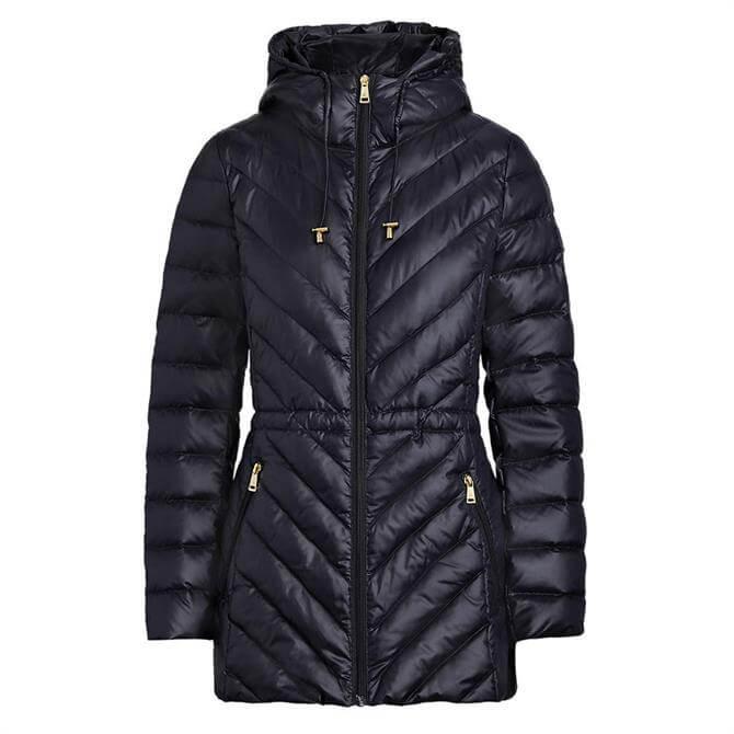 Lauren Ralph Lauren Packable Down Anorak Coat