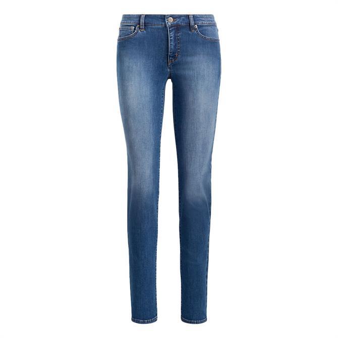 Lauren Ralph Lauren Premier Harbour Wash Straight Jean