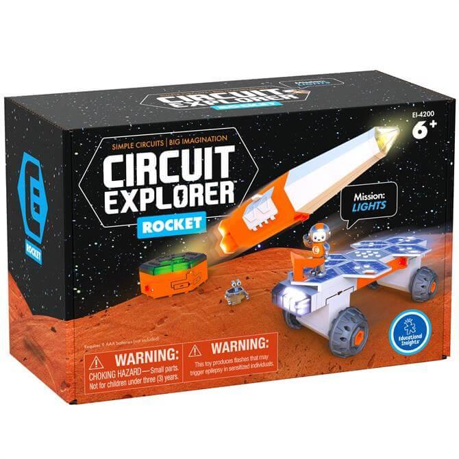 Learning Resources Circuit Explorer Rocket