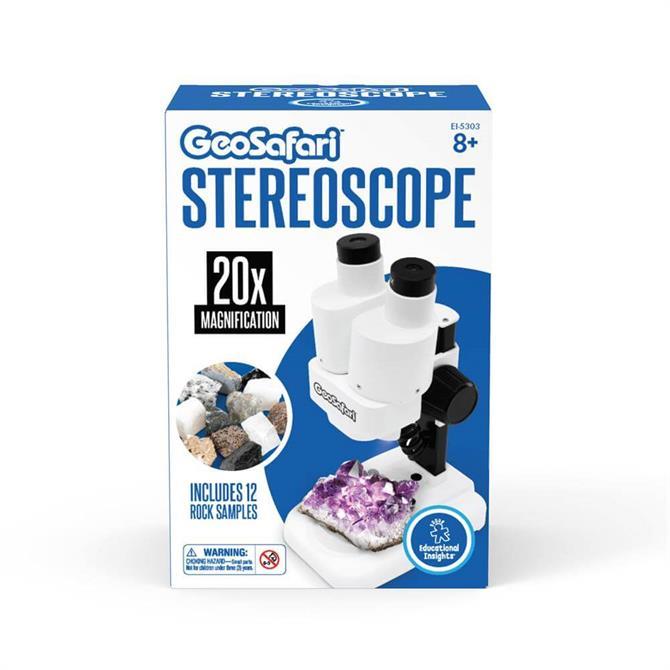 Learning Resources GeoSafari Steroscope