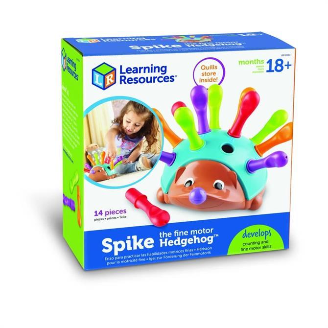 Learning Resources Spike The Fine Motor Hedgehog