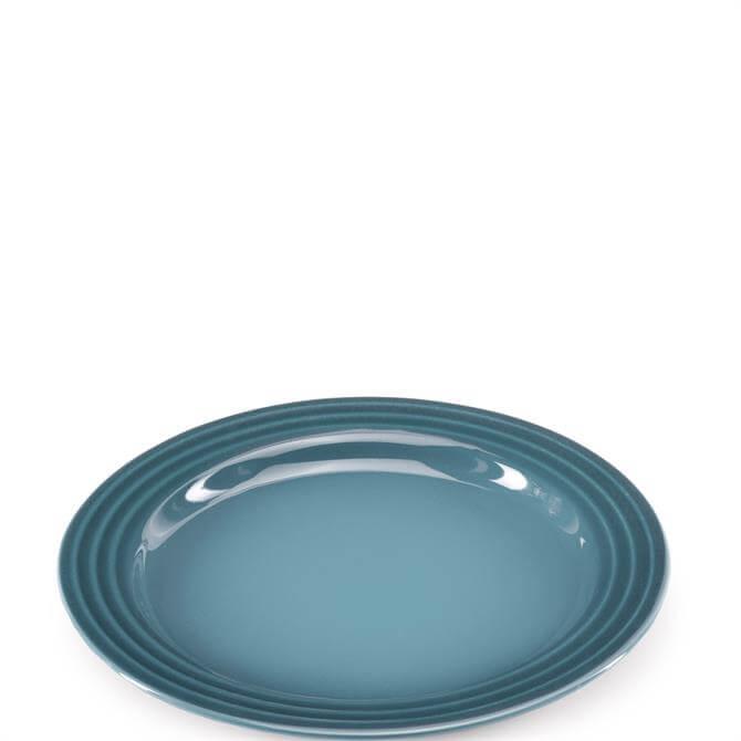 Le Creuset Marine Stoneware Side Plate 22cm