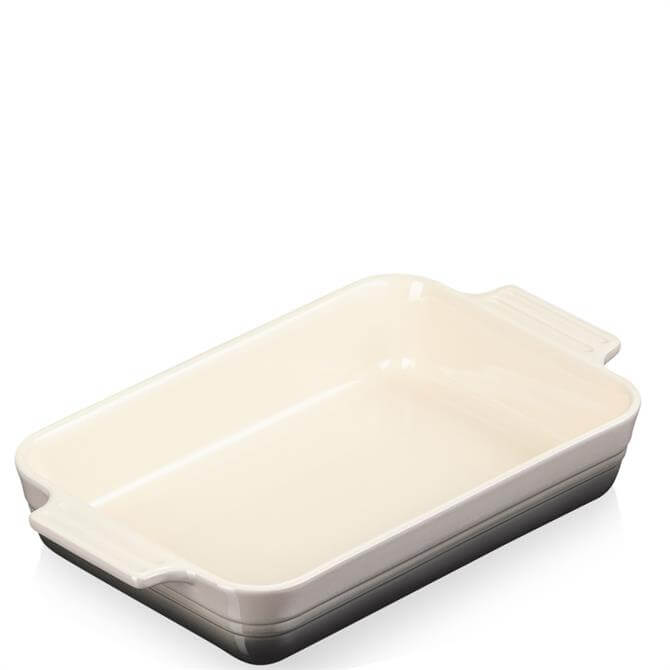 Le Creuset Flint Stoneware Classic Rectangular Dish 25cm