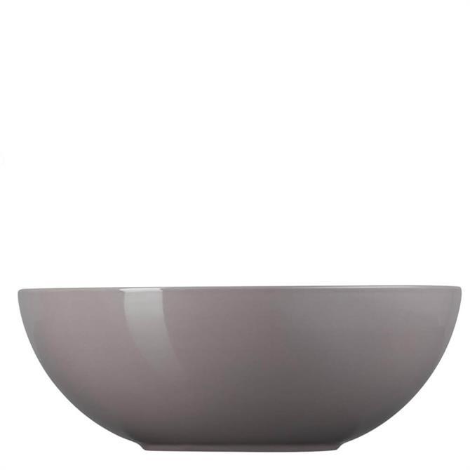 Le Creuset Flint Stoneware Medium Serving Bowl