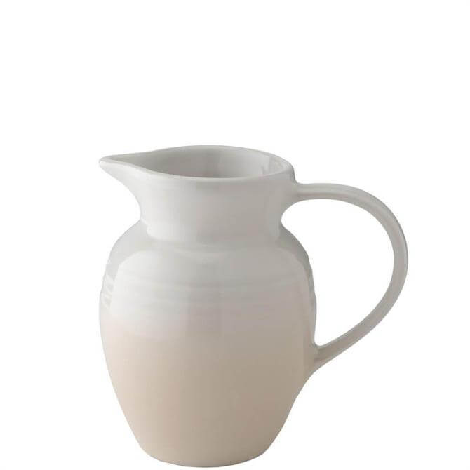Le Creuset Meringue Stoneware Breakfast Jug