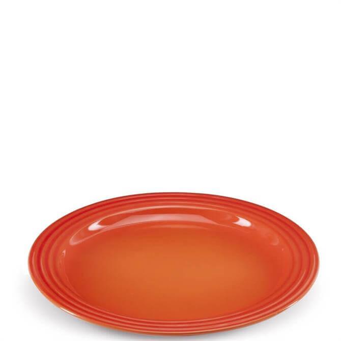 Le Creuset Volcanic Stoneware Dinner Plate 27cm
