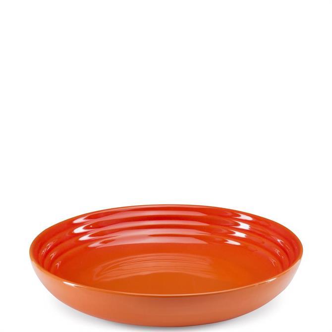 Le Creuset Volcanic Stoneware Pasta Bowl 22cm