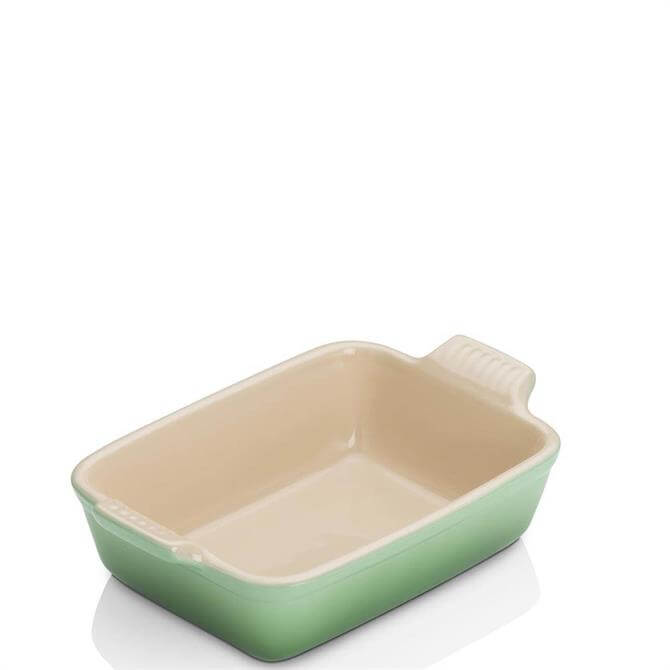Le Creuset Rosemary Stoneware Small Heritage Rectangular Dish 19cm