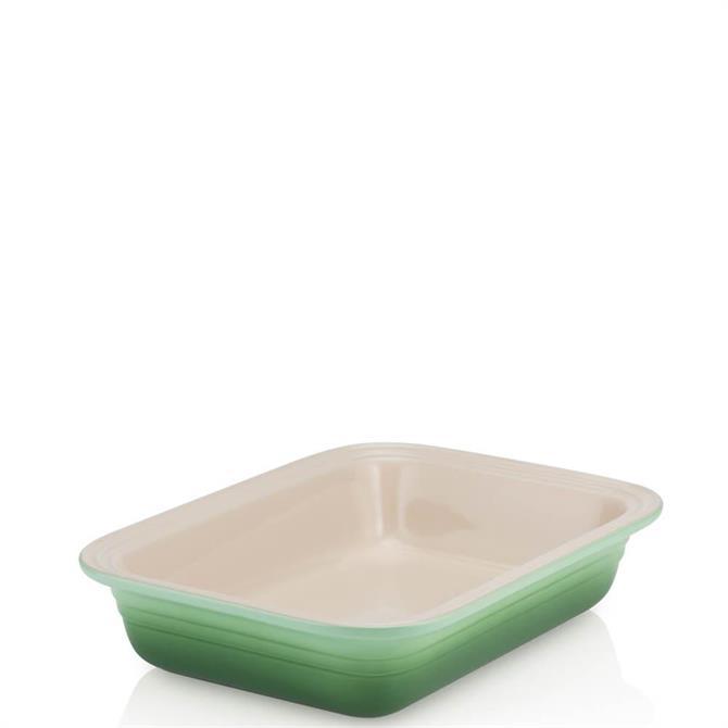 Le Creuset Rosemary Stoneware Deep Rectangular Dish 29cm