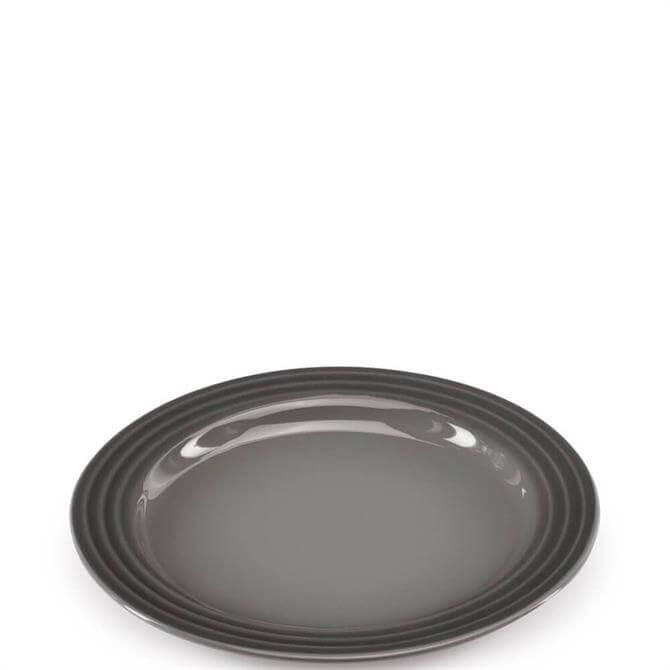 Le Creuset Flint Stoneware Side Plate 22cm
