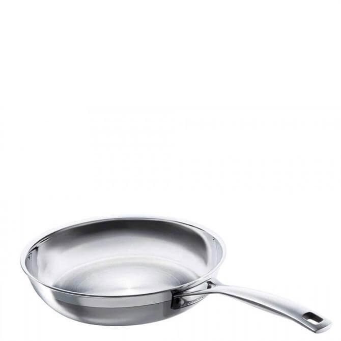 Le Creuset 3-Ply Uncoated Stainless Steel Frypan 24cm