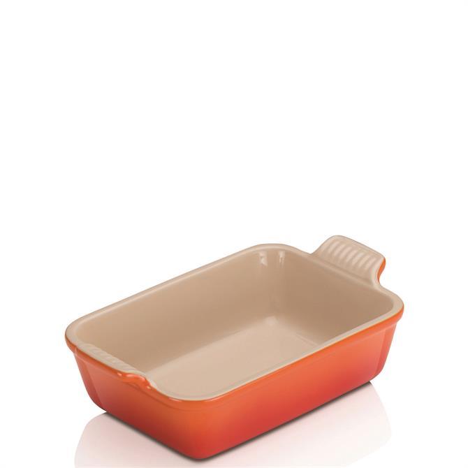 Le Creuset Stoneware Small Heritage Rectangular Dish