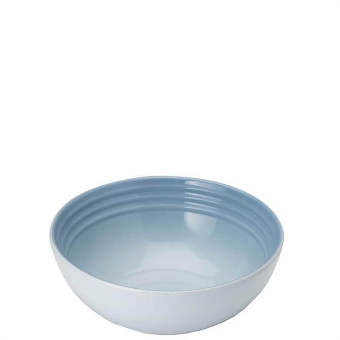 Le Creuset Coastal Blue Stoneware Cereal Bowl 16cm