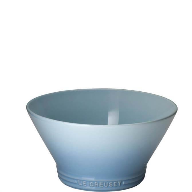 Le Creuset Coastal Blue Stoneware Fusion Noodle Bowl 1L
