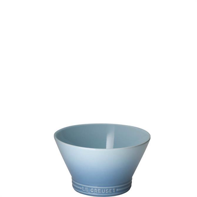 Le Creuset Coastal Blue Stoneware Fusion Rice Bowl 600ml