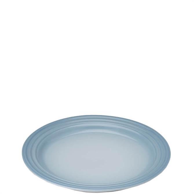 Le Creuset Coastal Blue Stoneware Side Plate 22cm