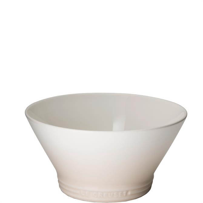 Le Creuset Meringue Stoneware Fusion Noodle Bowl 1L