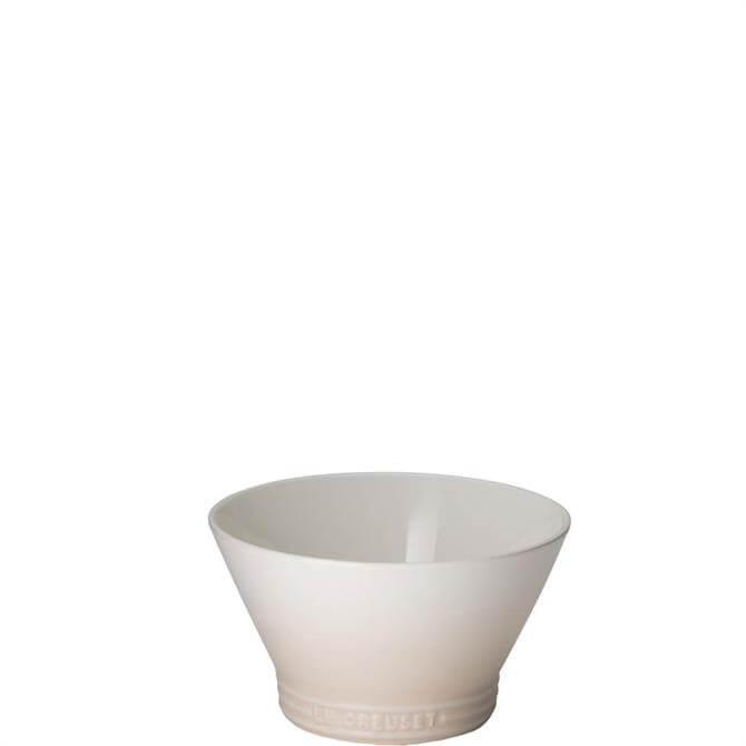 Le Creuset Meringue Stoneware Fusion Rice Bowl 600ml