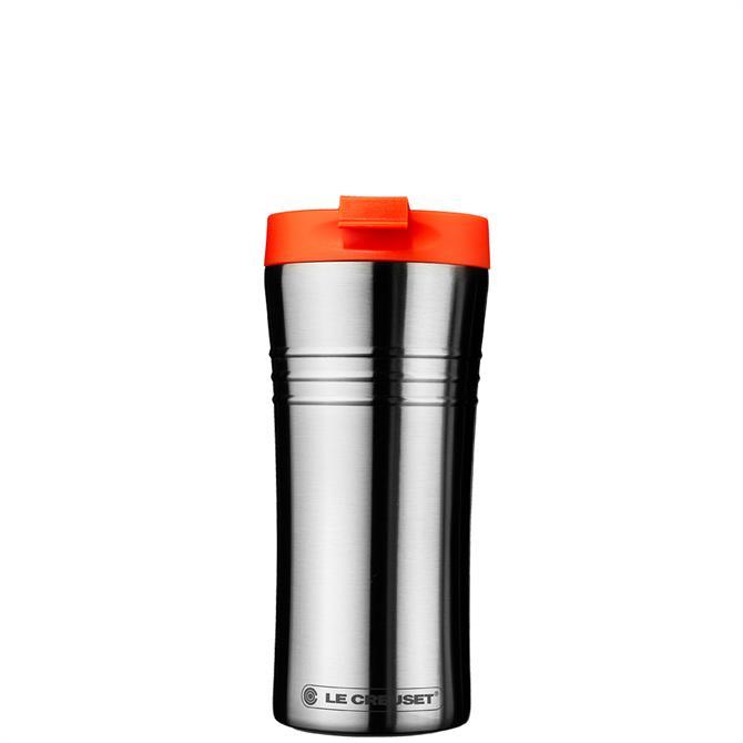 Le Creuset Stainless Steel Travel Mug 350ml