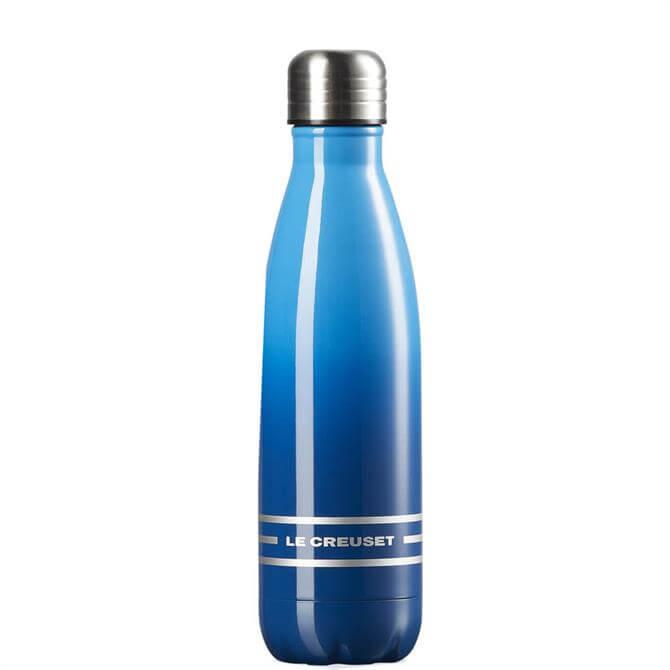 Le Creuset Marsaille Blue Hydration Bottle 500ml