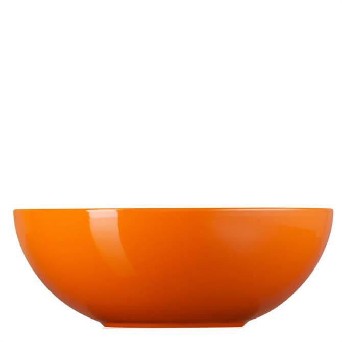 Le Creuset Volcanic Stoneware Medium Serving Bowl