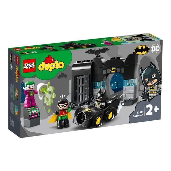 Lego Duplo DC Batman Batcave 10919