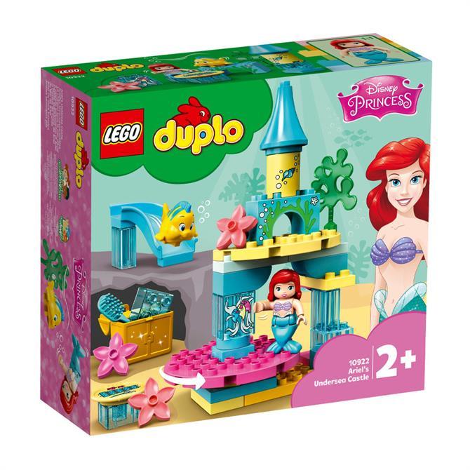 Lego Duplo Disney Ariel's Undersea Castle 10922