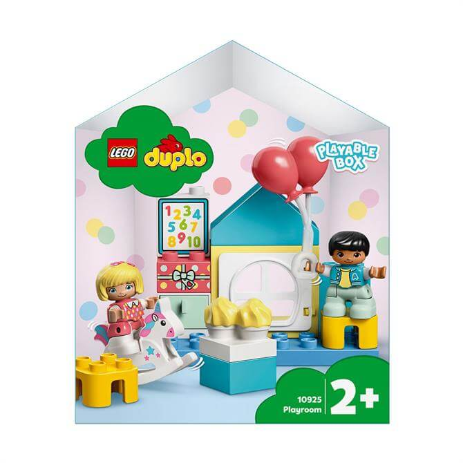 Lego Duplo Playroom Playset