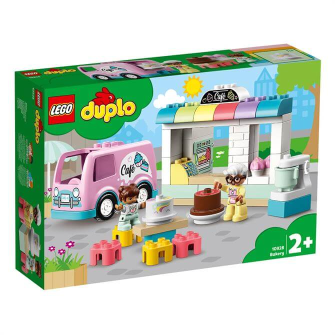 Lego Duplo Bakery Playset 10928