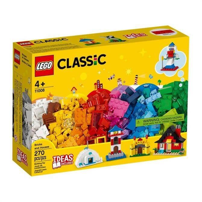 Lego Classic Bricks & Houses Set 11008