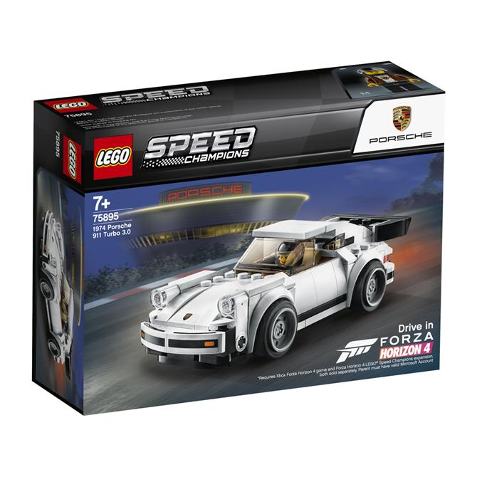 Lego Speed 1974 Porsche 911 Turbo 3.0 75895