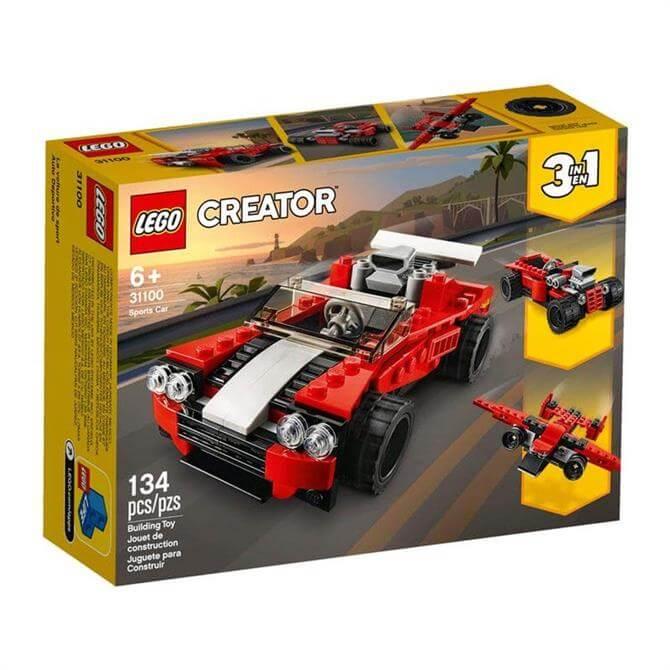 Lego Creator Sports Car 3-in-1 Set 31100