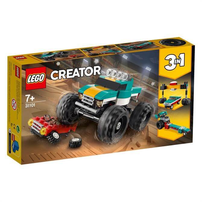Lego Creator Monster Truck Set 31101