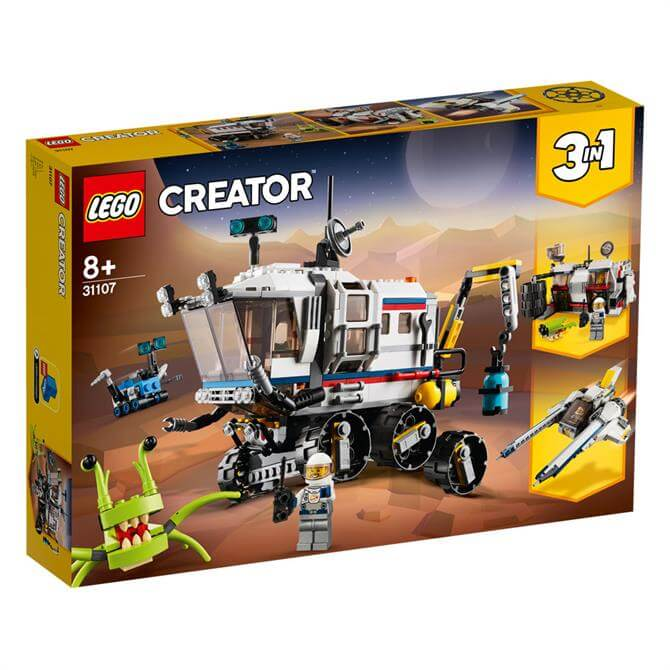 Lego Creator 3-in-1 Space Rover Explorer 31107