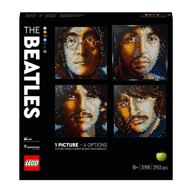 Lego Art The Beatles Set 31198