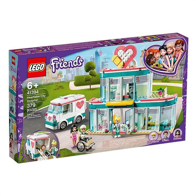 Lego Friends Heartlake Hospital Set 41394