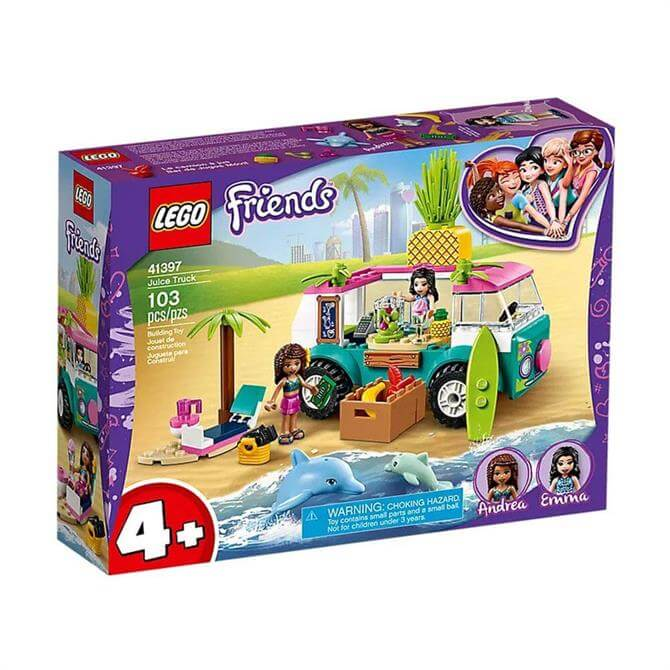 Lego Friends Juice Truck Set 41397