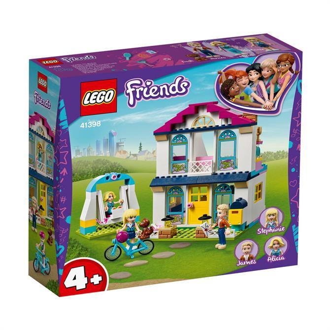 Lego Friends 4+ Stephanie's House 41398