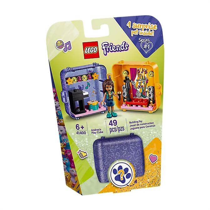 Lego Friends Andreas Play Cube Set 41400