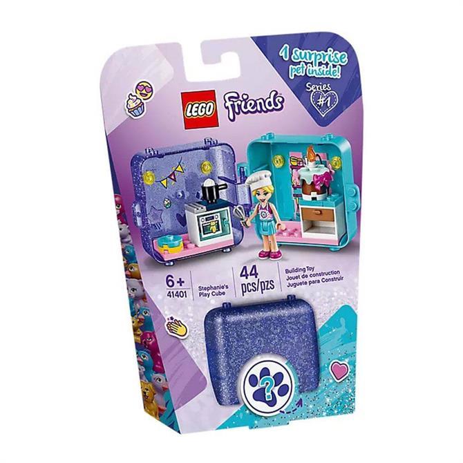 Lego Friends Stephanie's Play Cube Set 41401