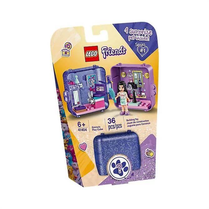 Lego Friends Emma's Play Cube Set 41404