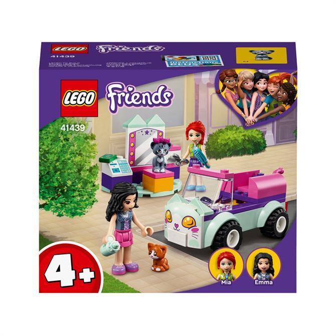 Lego Friends Cat Grooming Car 41439 Set