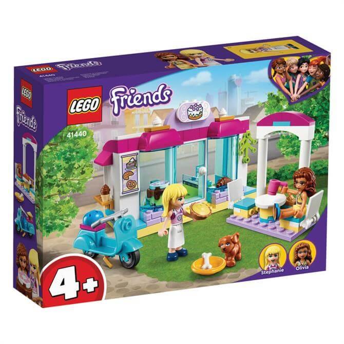 Lego Friends Heartlake City Bakery Playset 41440