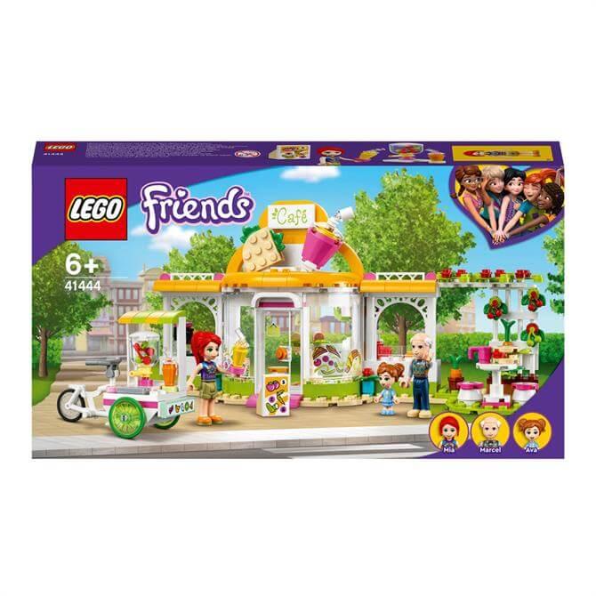 Lego Heartlake City Organic Cafe 41444