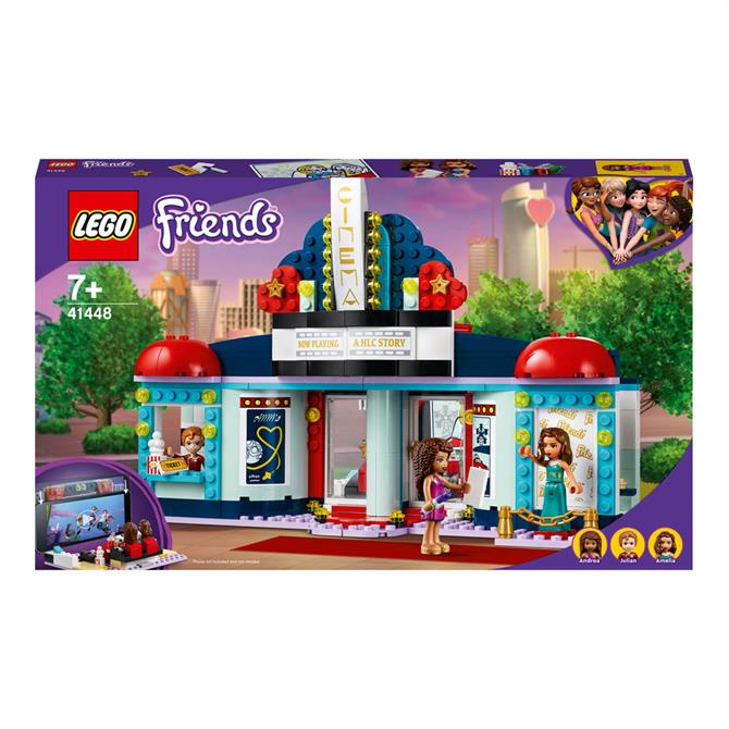 Lego Friends Heartlake City Cinema 41448