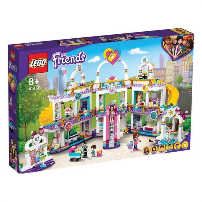 Lego Friends Heartlake City Shopping Mall Playset 41450