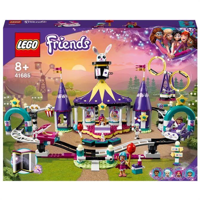 Lego Magical Funfair Roller Coaster 41685